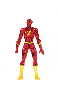 FIGURA DE ACCIÓN DC ESSENTIALS FLASH SPEED FORCE