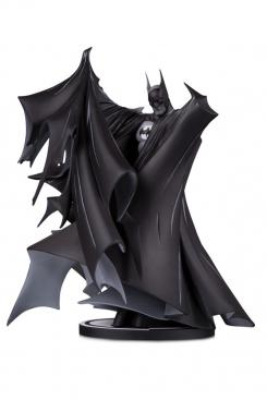 ESTATUA DELUXE BATMAN BLACK & WHITE POR TODD MCFARLANE