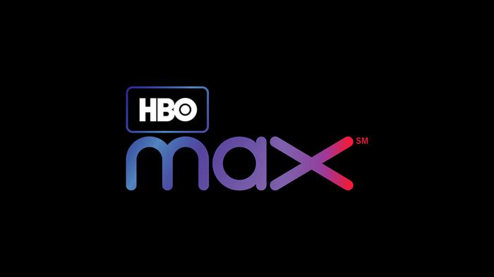 Logo de HBO Max, servicio de streaming de Warner Media