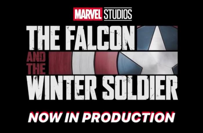 The Falcon and the Winter Soldier (2020) oficialmente en producción