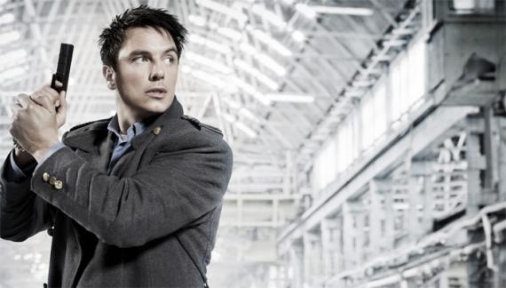 John Barrowman se une a la Arrow (2012)