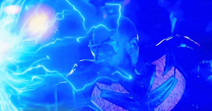 Imagen de Black Lightning 3x06: The Book of Resistance: Chapter One