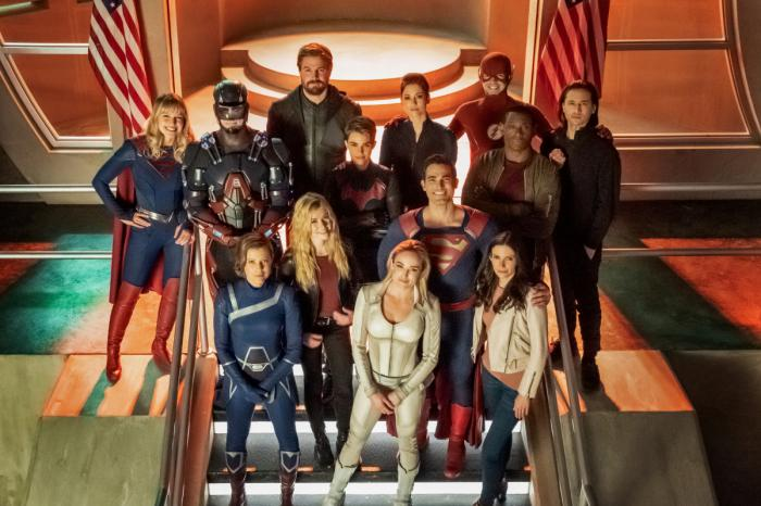 Imagen de Supergirl 5x09: Crisis on Infinite Earths: Hour One