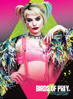 Póster de Birds of Prey (and the Fantabulous Emancipation of One Harley Quinn)
