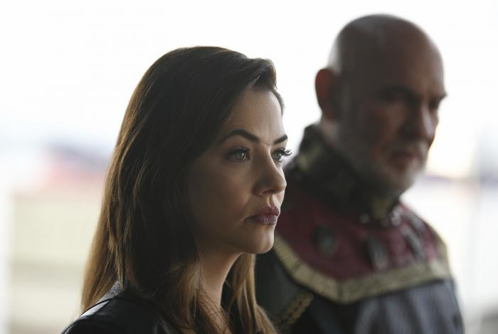 Imagen de Supergirl 5x08: The Wrath of Rama Khan