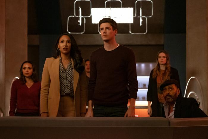 Imagen de The Flash 6×08: The Last Temptation of Barry Allen, Part Two