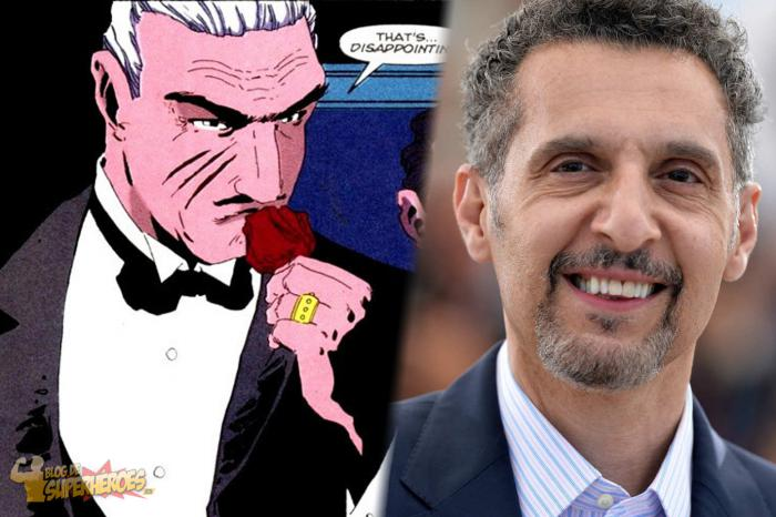 John Turturro será Carmine Falcone en The Batman