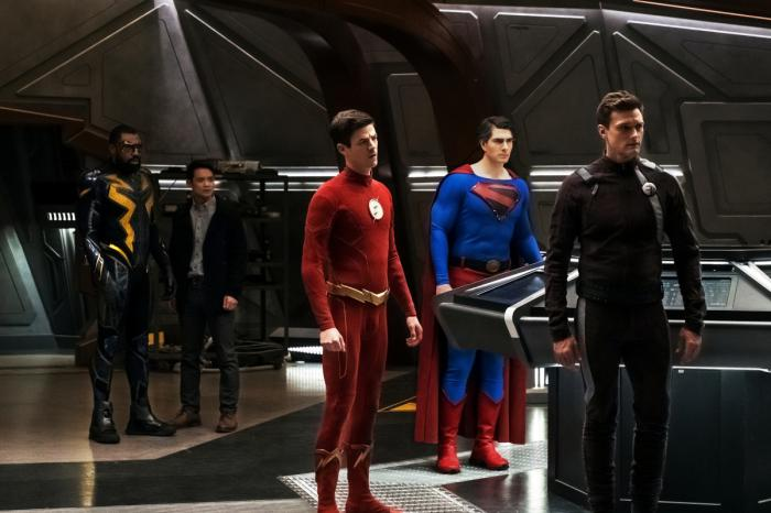 Imagen de The Flash 6×09: Crisis on Infinite Earths: Part Three