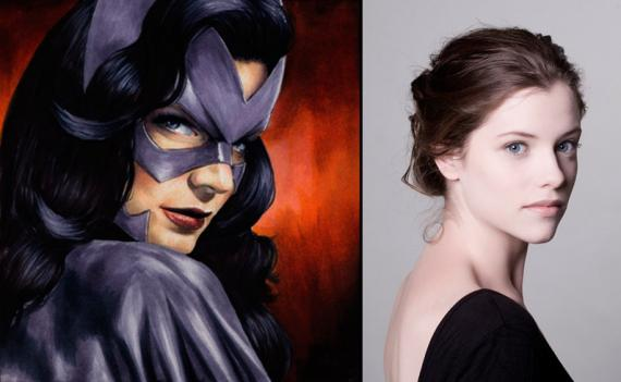 Jessica De Gouw será The Huntress / La Cazadora en Arrow