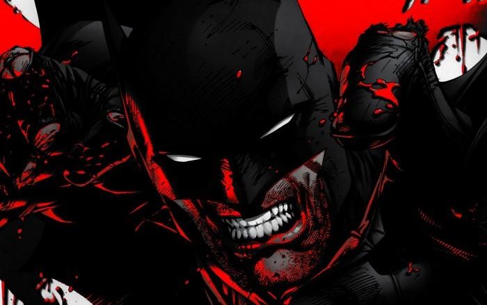 Imagen de Batman en los cómics