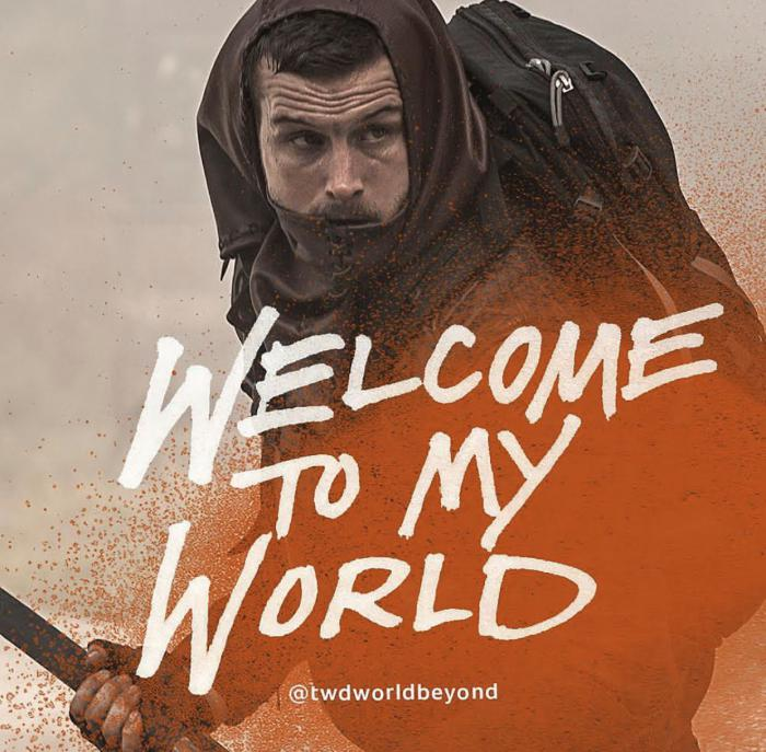 Imagen promocional de la primera temporada de The Walking Dead: World Beyond (2020)