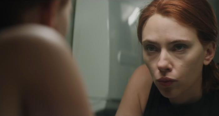 Captura del primer trailer de Black Widow (2020)