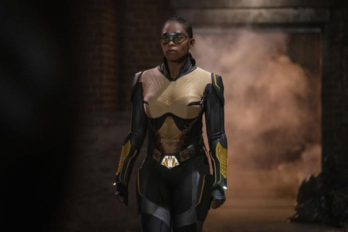 Imagen de Black Lightning 3x09: The Book of Resistance: Chapter Four: The Third Stone From the Sun
