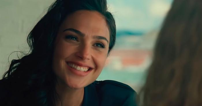 Captura del primer trailer de Wonder Woman 1984 (2020)