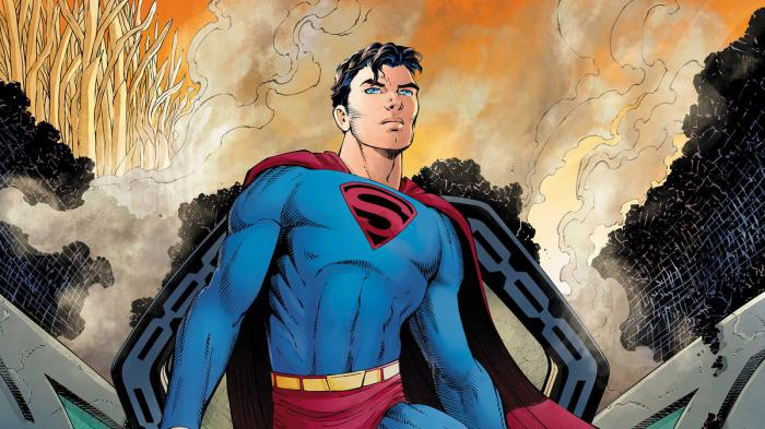 Imagen de Superman: Year One, de Frank Miller y John Romita Jr.