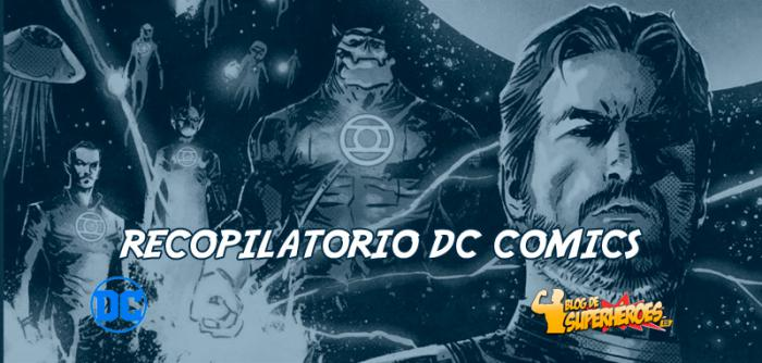 Recopilatorio DC Comics: Green Lantern: Tierra Uno vol. 2