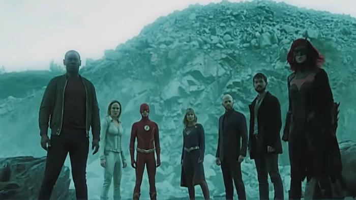 Imagen de Arrow 8x08: Crisis on Infinite Earths: Part Four