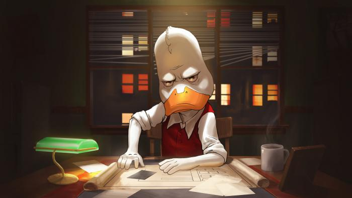 Imagen de Howard the Duck / Howard el Pato
