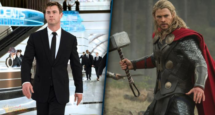Los personajes de cómics que Chris Hemsworth ha interpretado