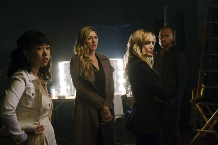 Imagen de Legends of Tomorrow 5x01: Meet the Legends