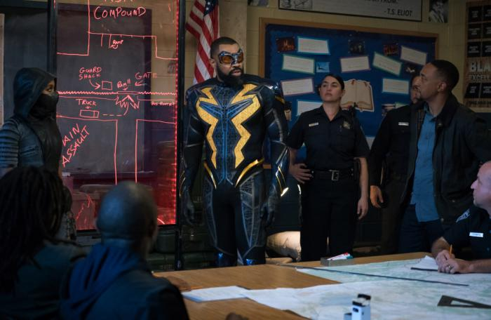 Imagen de Black Lightning 3×10: The Book of Markovia: Chapter One: Blessings and Curses Reborn