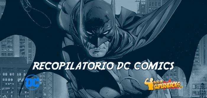 Recopilatorio DC Comics: era de acción y terror para Batman