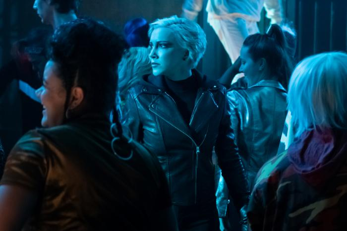Imagen de 8x09: Green Arrow & the Canaries