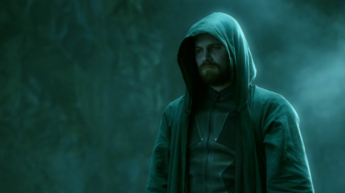 Imagen de Arrow 8x08: Crisis on Infinite Earths: Part Four
