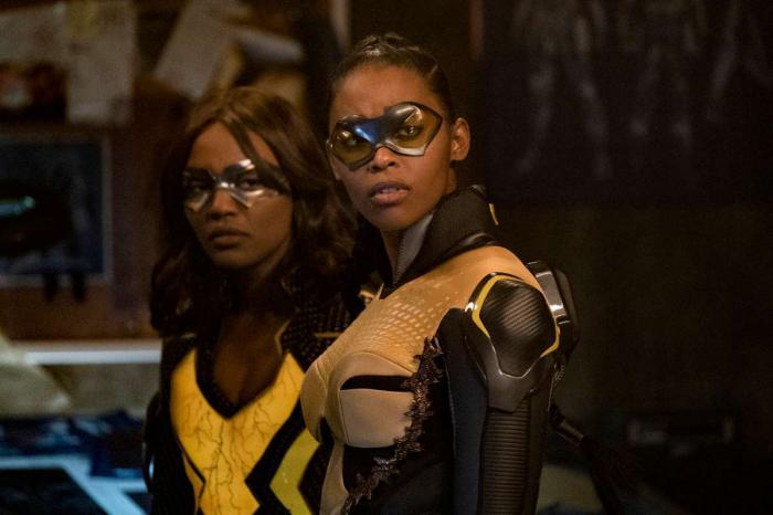 Imagen de Black Lightning 3x11: The Book of Markovia: Chapter Two