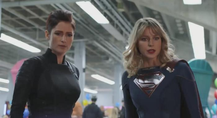 Imagen de Supergirl 1x11: Back From the Future - Part One