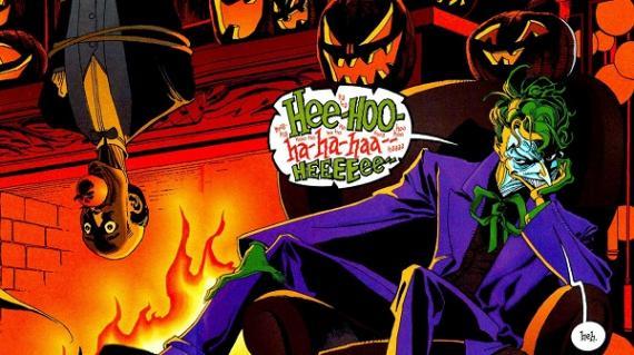Página de Batman: Caballero Maldito de ECC Ediciones