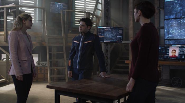 Imagen de Supergirl 5x11: Back to the Future – Part One