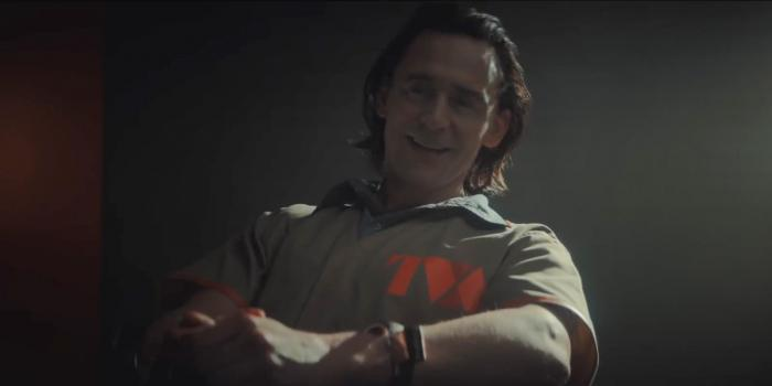 Captura de Loki (2021) del spot de la Super Bowl
