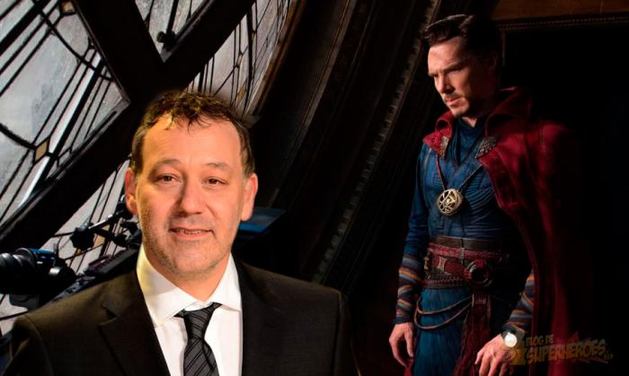 Sam Raimi en conversaciones para dirigir Doctor Strange in the Multiverse of Madness