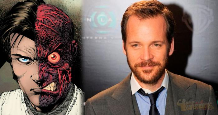 Peter Sarsgaard no sabe nada sobre Harvey Dos Caras en The Batman
