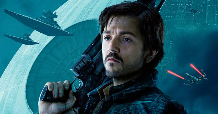 Imagen promocional de Cassian Andor en Rogue One: Una historia de Star Wars (2016)