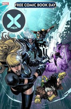 Portada de Free Comic Book Day 2020: X-Men