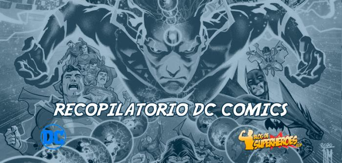 Recopilatorio DC Comics: Generation Zero