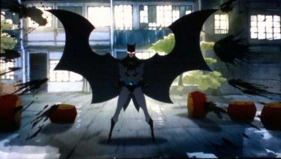 Bat Man of Shanghai