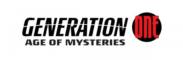 Logo de Generation One: Age of Mysteries