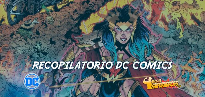 Recopilatorio DC Comics: revelado Dark Nights
