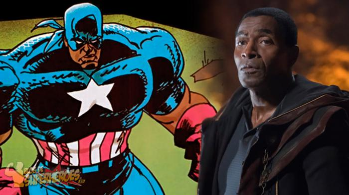 Carl Lumbly se une a The Falcon and the Winter Soldier posiblemente como Isaiah Bradley
