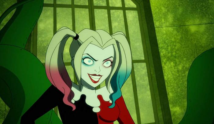 Imagen de la serie animada Harley Quinn 1x13: The Final Joke