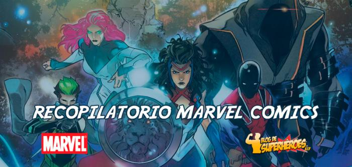 Recopilatorio Marvel Comics: anuncio de The Union