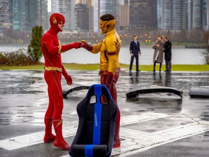 Imagen de Flash 6x14: Death of the Speed Force