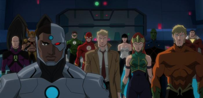 Imagen de Justice League Dark: Apokolips War (2020)