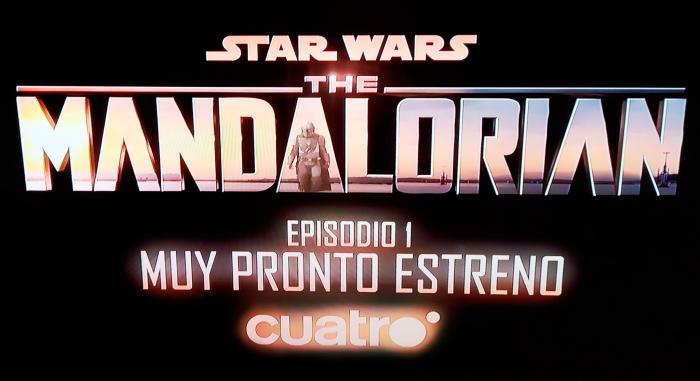 Cuatro emitirá el primer episodio de The Mandalorian