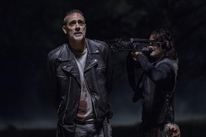 Imagen de The Walking Dead 10x14: Look at the Flowers