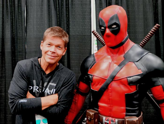 Robert Liefeld y Deadpool
