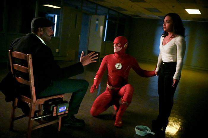 Imagen de The Flash, 6x16: So Long and Goodnight